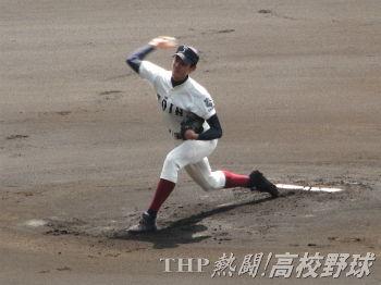 最速151km/h、7安打完投した大阪桐蔭・藤浪(2012.4.2)