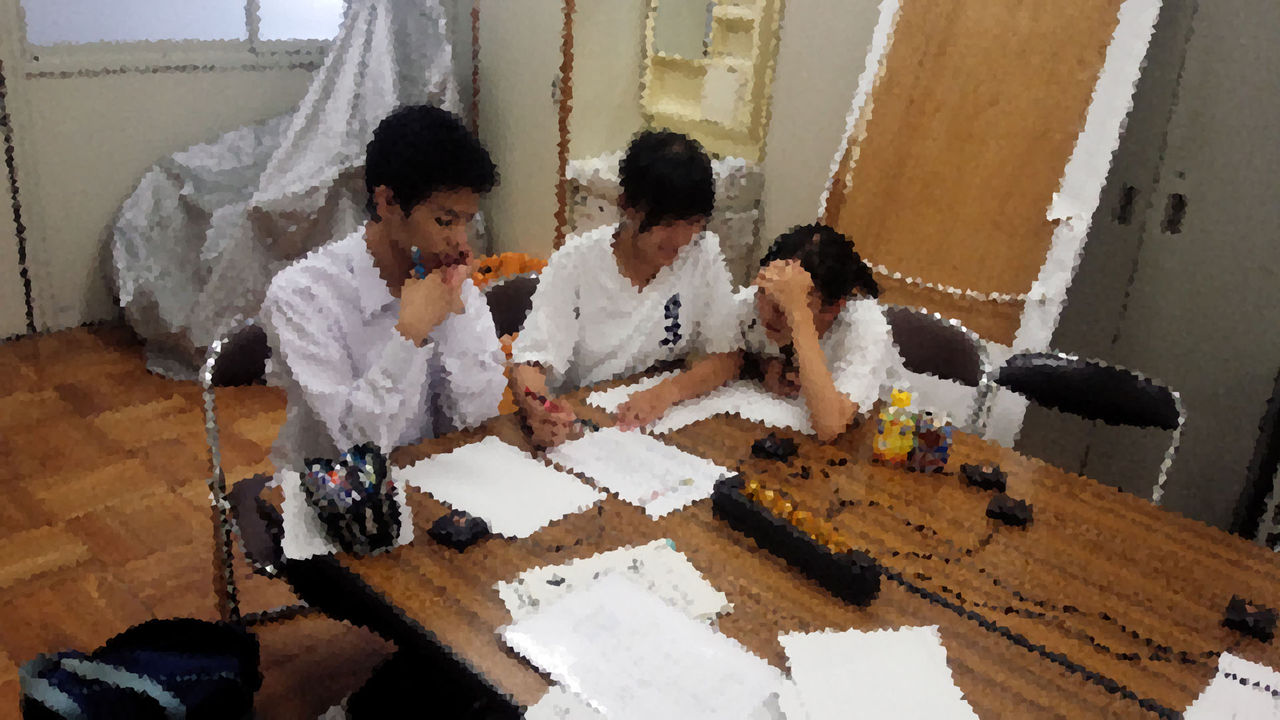 THQC(徳山高校クイズ研究会)ホームページ