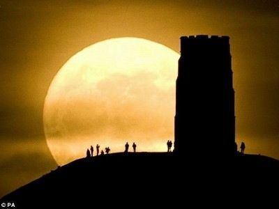【画像】月がキレイ_画像_012
