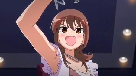 咲-Saki- 阿知賀編 第15話 感想 淡ちゃん髪がウネウネでダブリーwwwwww_画像_013