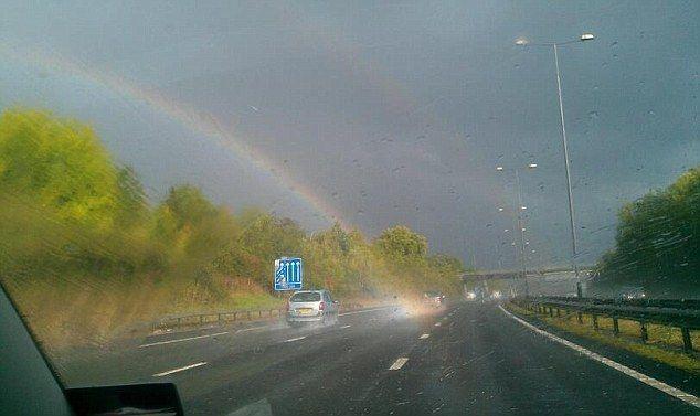 【速報】虹の根元 見つかる_画像_001
