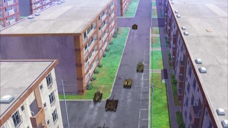 ガールズ&パンツァー ガルパン 11話 感想 西住殿はやっぱり西住殿だった!マウス超重戦車とか圧倒的wwwww_画像_A018