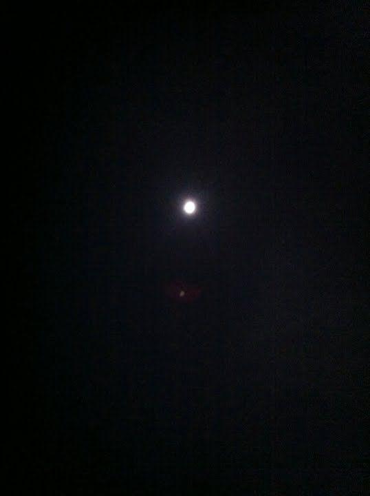【画像】月がキレイ_画像_008