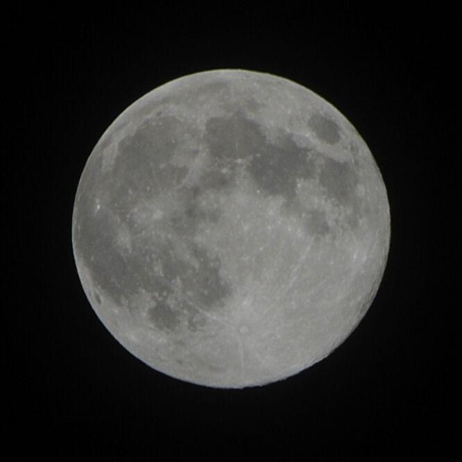 【画像】月がキレイ_画像_032