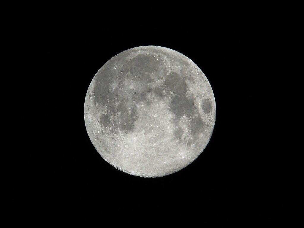 【画像】月がキレイ_画像_034