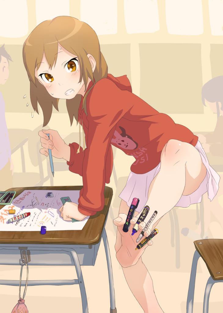 スカートが『ひらり』ってなってる画像_画像_034