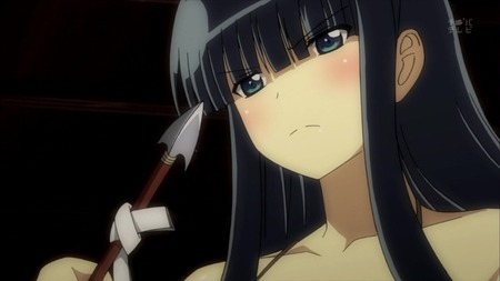 閃乱カグラ 12話 感想 日影さんがデレた! いい最終回だった! 2期はよ!_画像_A001