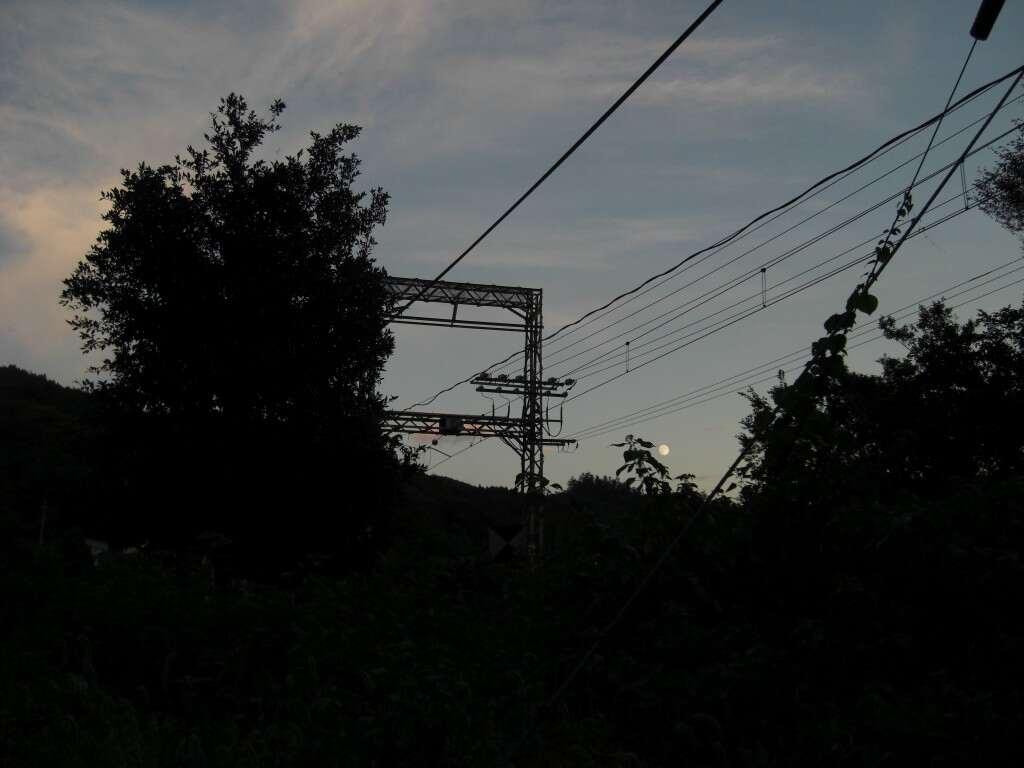 【画像】月がキレイ_画像_042