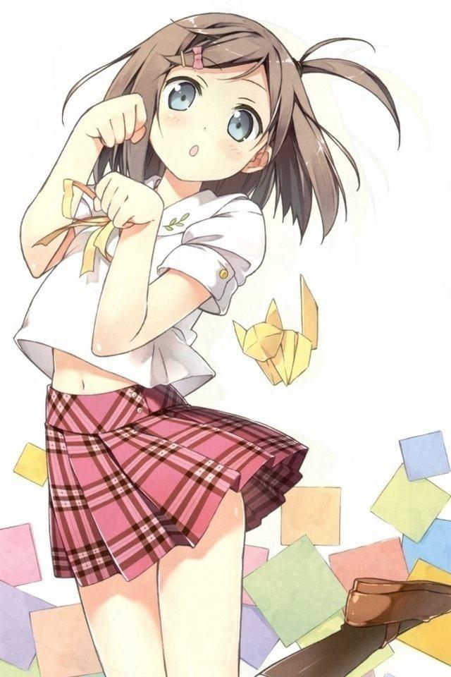 スカートが『ひらり』ってなってる画像_画像_011