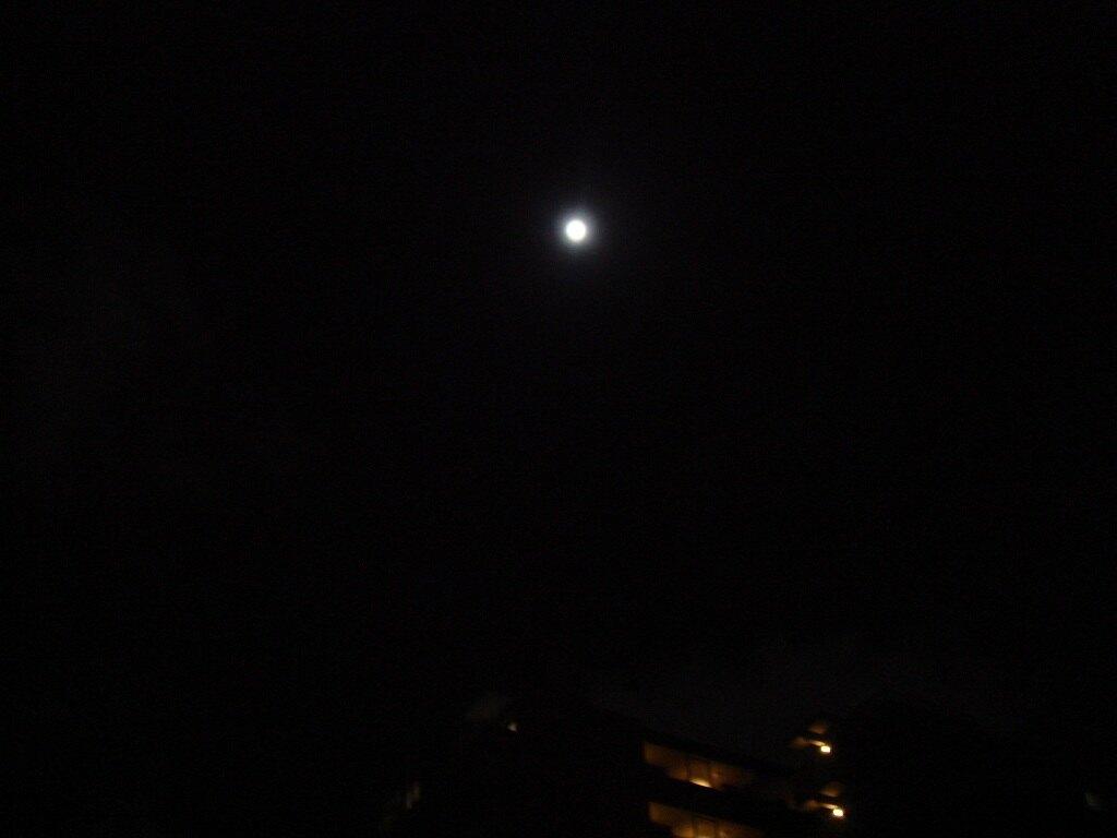 【画像】月がキレイ_画像_004