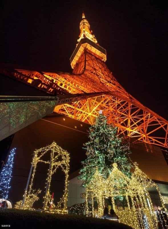 【画像あり】クリスマス前だしイルミネーション画像集めようぜwww_画像_005
