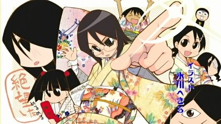 アニメのエンドカードの画像集めてるから貼ってくれ_画像_098