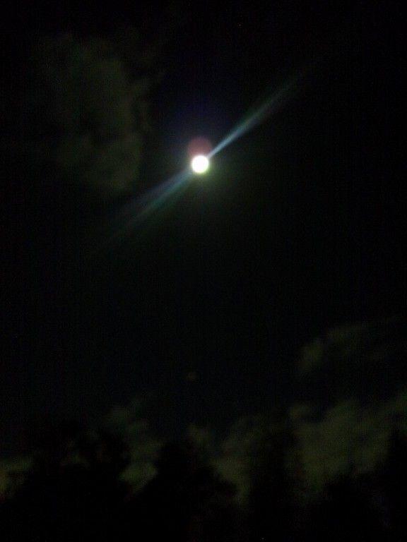 【画像】月がキレイ_画像_007
