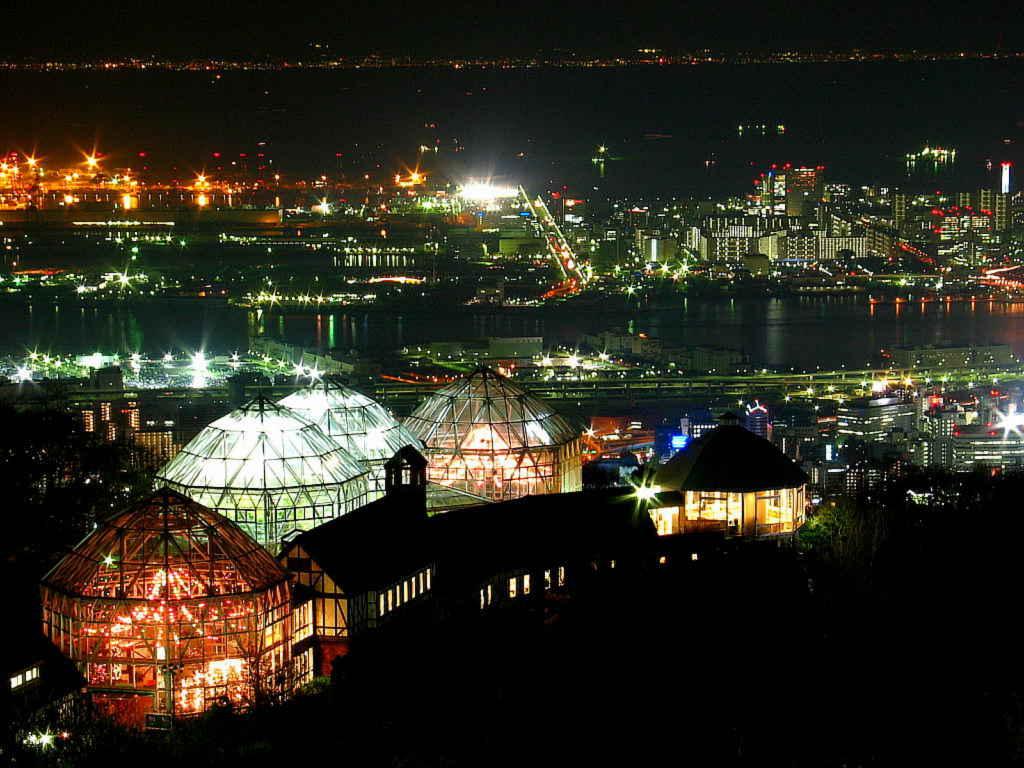 【画像】神戸の夜景が綺麗すぎる_画像_030