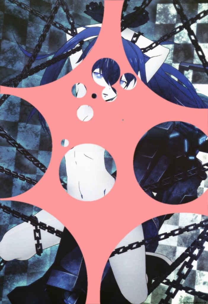ブラックロックシューターのマトのエロ画像下さい_画像_014