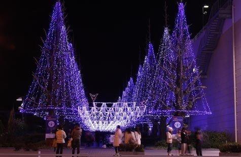 【画像あり】クリスマス前だしイルミネーション画像集めようぜwww_画像_010