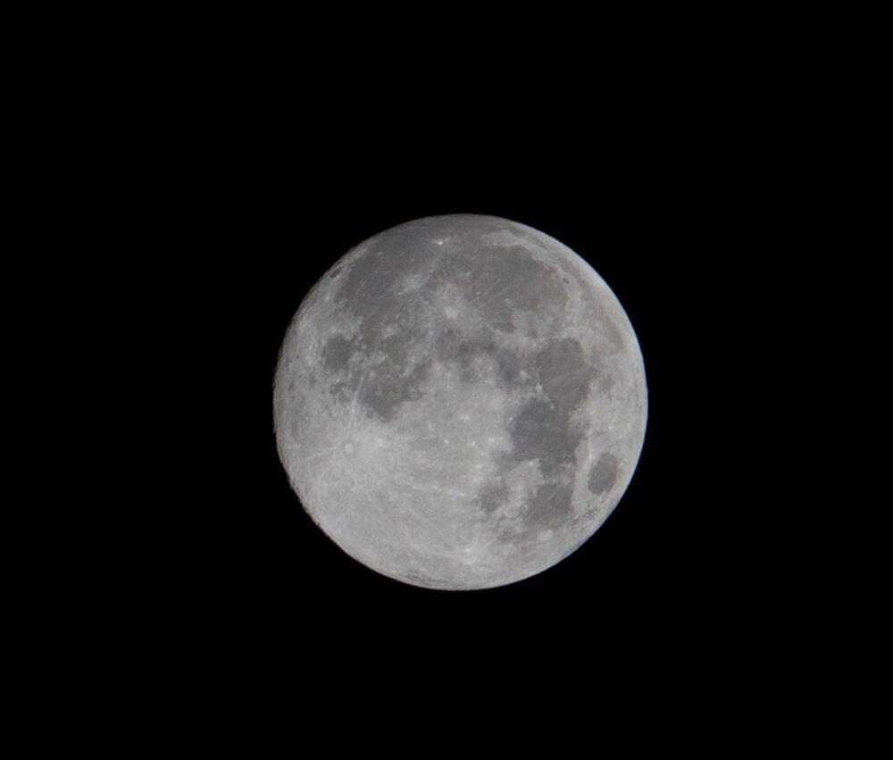 【画像】月がキレイ_画像_027