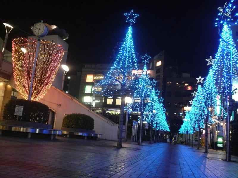 【画像あり】クリスマス前だしイルミネーション画像集めようぜwww_画像_004