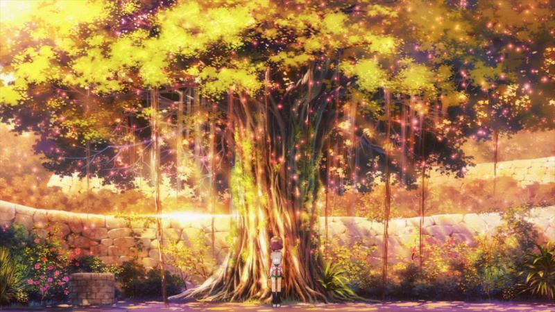 はいたい七葉 1話 2話 感想 絵が綺麗で可愛すぎるwww沖縄始まりすぎwwwwwwww_画像_A00