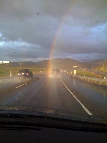 【速報】虹の根元 見つかる_画像_002