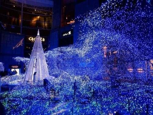 【画像あり】クリスマス前だしイルミネーション画像集めようぜwww_画像_012