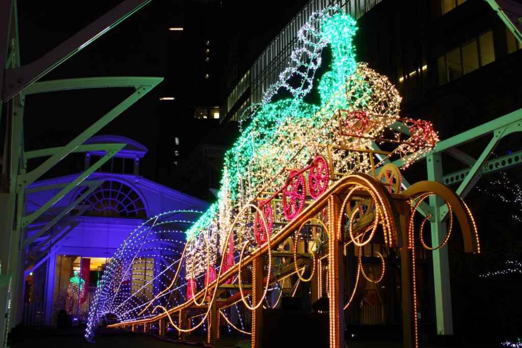 【画像あり】クリスマス前だしイルミネーション画像集めようぜwww_画像_022
