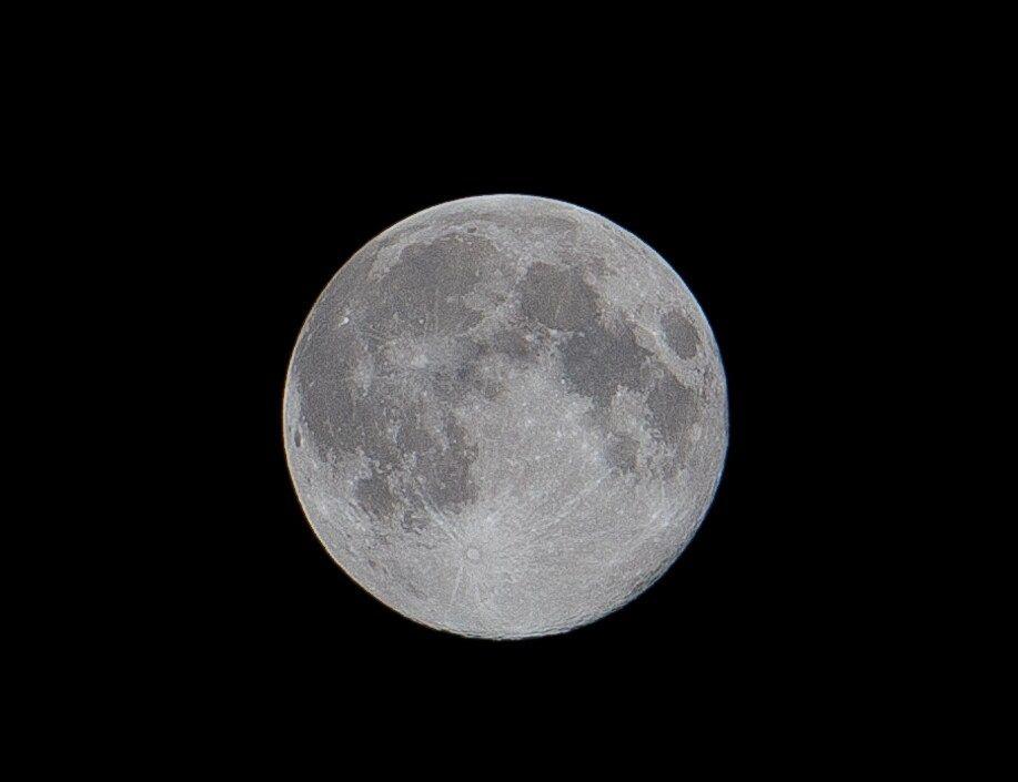 【画像】月がキレイ_画像_003