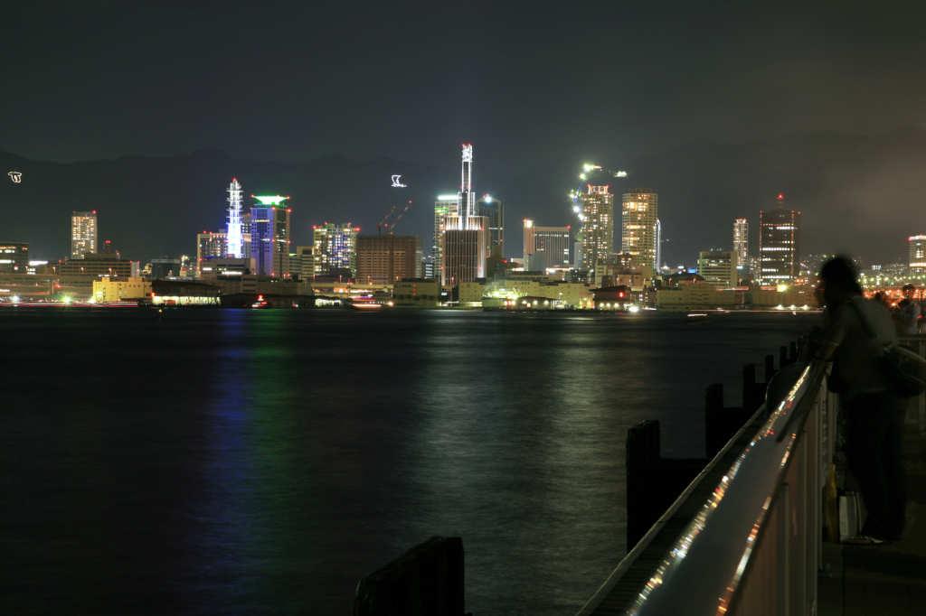 【画像】神戸の夜景が綺麗すぎる_画像_002