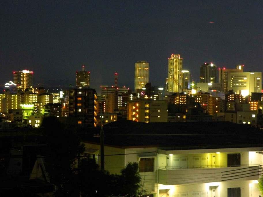 【画像】神戸の夜景が綺麗すぎる_画像_008