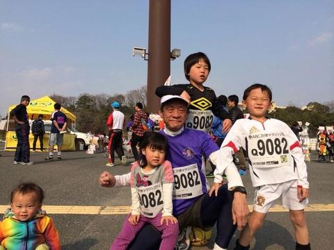 16万博マラソン3