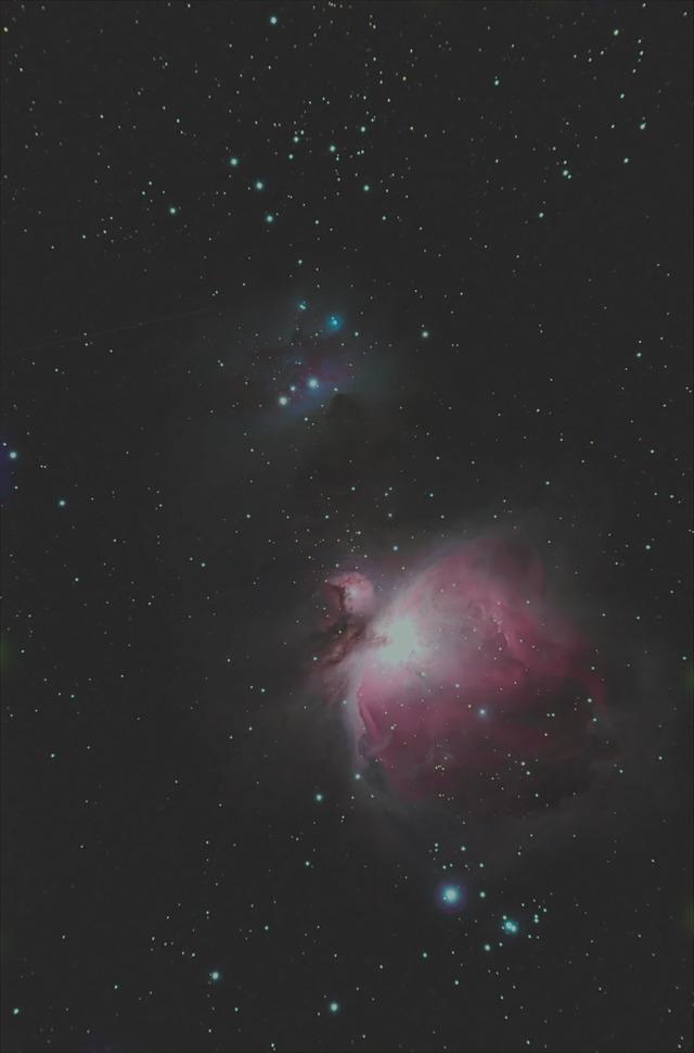 オリオン大星雲B-3