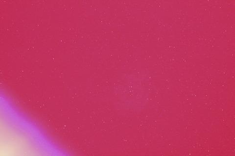 バラ星雲元画像