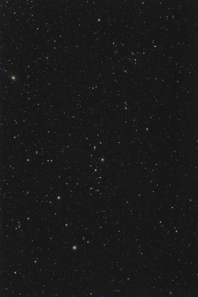 おとめ座銀河団M61-C3-1S-1P-1P-FL-1P★