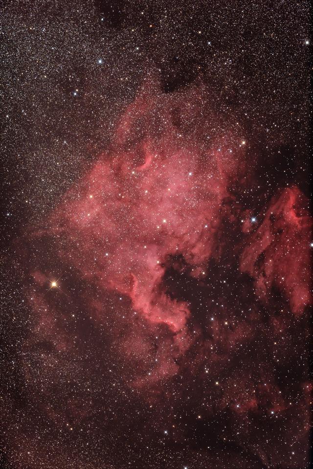 北アメリカ星雲-C3-3S-1P-1P-1P-1P