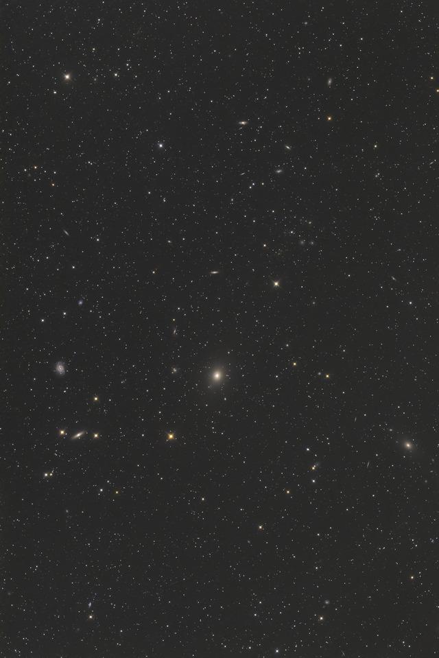 おとめ座銀河団M49-C1-1S-1P-2P-1P