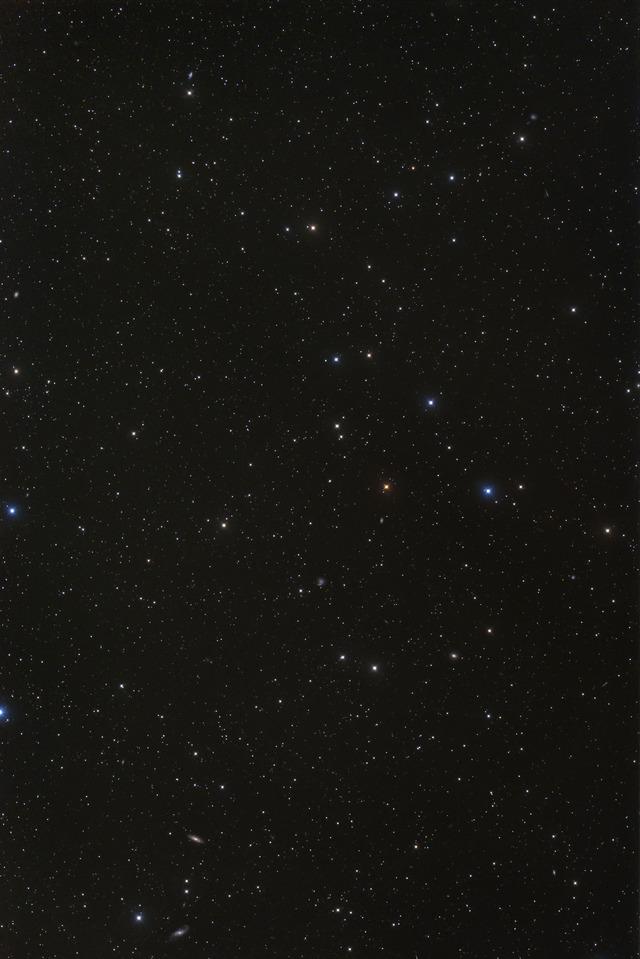 おとめ座銀河団 NGC4532-C1-1S-1P-2P-1P-1P★