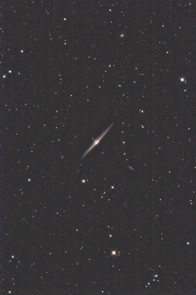エッジオン銀河C1-1S-1S-1P-4F-1P-1F