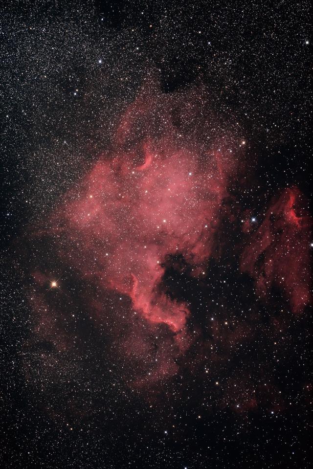 北アメリカ星雲-C3-AB