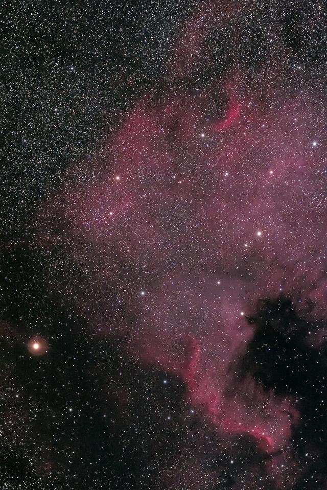 北アメリカ星雲-A