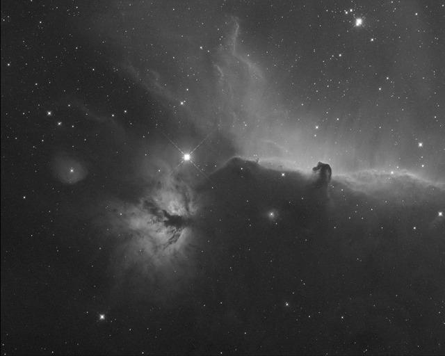 馬頭星雲Ha-A1-2S-1P