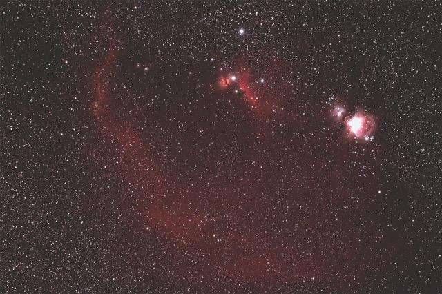 オリオン大星雲等々-2-1