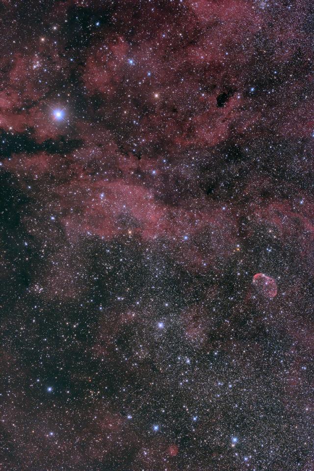 NGC6888クレセント-C1-8S-4P-1P★
