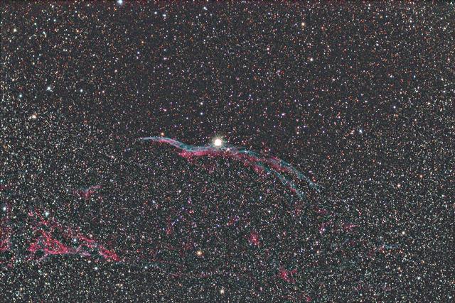 網状星雲1B-FL2