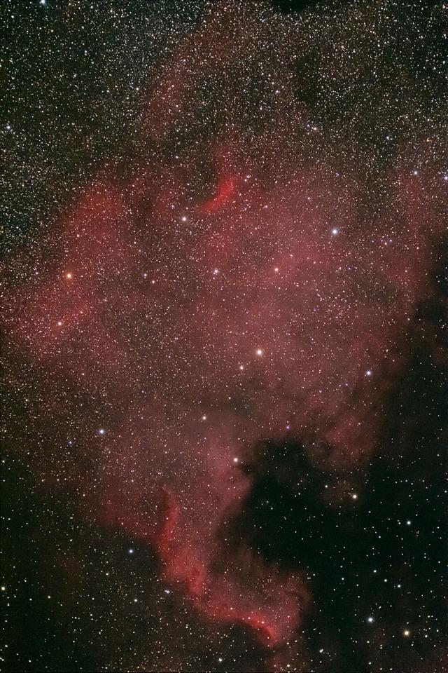 北アメリカ星雲2-B
