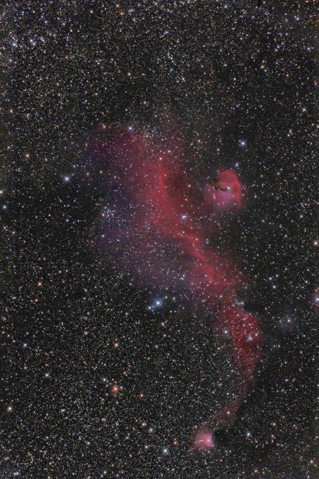 わし星雲C1-1S-2S-1S-1P-1P-1S-1F-1P-2S-1P