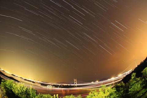 瀬戸大橋ぐるぐる