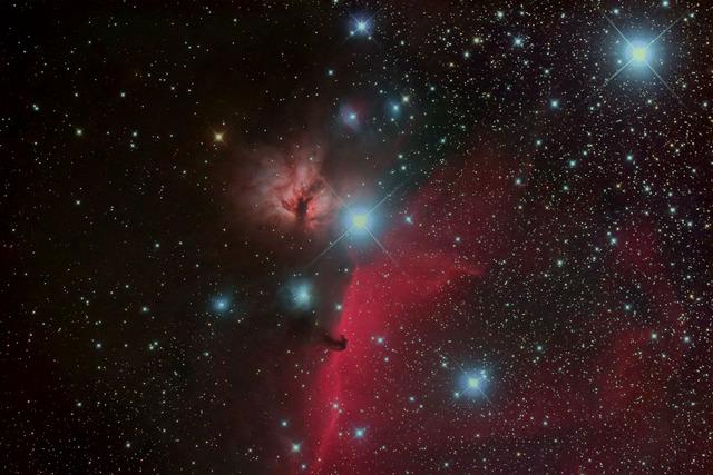 馬頭星雲-加算平均(なんちゃら)2-2-1C