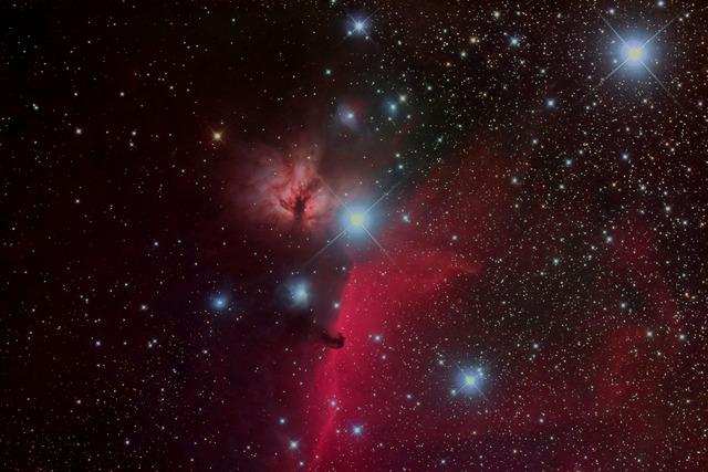馬頭星雲-加算平均(なんちゃら)2-2-1B