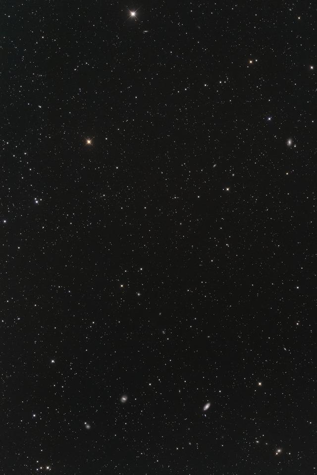 おとめ座 NGC4539付近-C1-1S-1P-1P-1P★