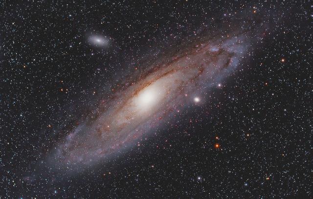 M31加算平均2-FL2